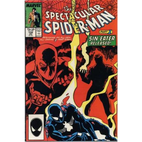 Comics 1988-01 The Spectacular Spider-Man 134 1