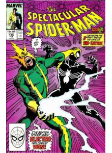 Комикс 1988-02 The Spectacular Spider-Man 135