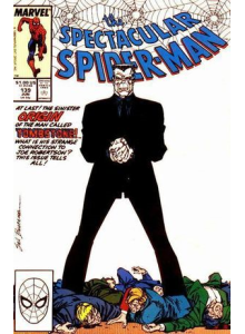 Комикс 1988-06 The Spectacular Spider-Man 139