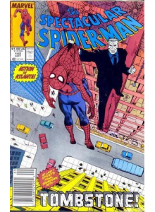 Комикс 1988-09 The Spectacular Spider-Man 142