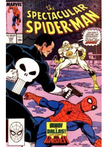 Комикс 1988-10 The Spectacular Spider-Man 143