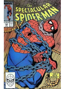 Комикс 1988-12 The Spectacular Spider-Man 145