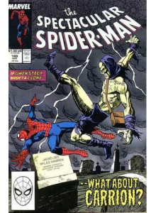 Комикс 1989-04 The Spectacular Spider-Man 149