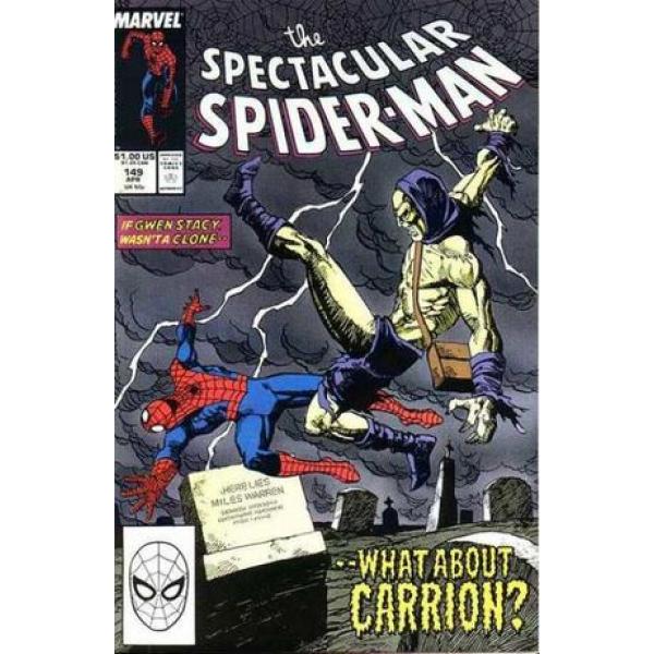 Comics 1989-04 The Spectacular Spider-Man 149 1