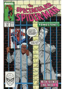 Комикс 1989-06 The Spectacular Spider-Man 151
