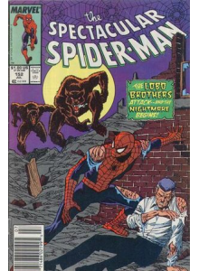 Комикс 1989-07 The Spectacular Spider-Man 152