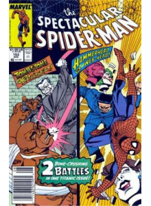 Комикс 1989-08 The Spectacular Spider-Man 153