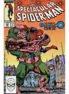 Комикс 1989-11 The Spectacular Spider-Man 156