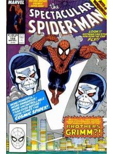 Комикс 1989-12 The Spectacular Spider-Man 159