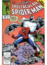 Комикс 1990-01 The Spectacular Spider-Man 160