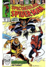 Комикс 1990-02 The Spectacular Spider-Man 161