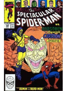 Комикс 1990-03 The Spectacular Spider-Man 162