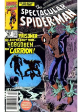 Комикс 1990-04 The Spectacular Spider-Man 163
