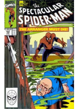 Комикс 1990-06 The Spectacular Spider-Man 165