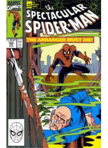 Comics 1990-06 The Spectacular Spider-Man 165