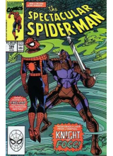 Комикс 1990-07 The Spectacular Spider-Man 166
