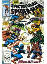 Комикс 1990-12 The Spectacular Spider-Man 171