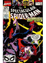 Комикс 1990 The Spectacular Spider-Man Annual 10
