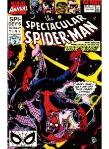 Comics 1990 The Spectacular Spider-Man Annual 10