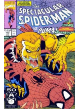 Комикс 1991-01 The Spectacular Spider-Man 172