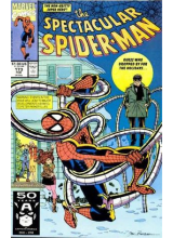 Комикс 1991-02 The Spectacular Spider-Man 173