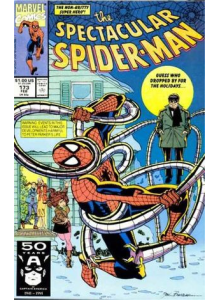 Comics 1991-02 The Spectacular Spider-Man 173