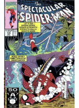 Комикс 1991-04 The Spectacular Spider-Man 175