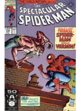 Комикс 1991-08 The Spectacular Spider-Man 179