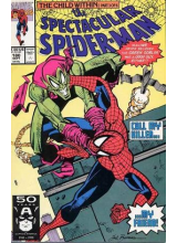Комикс 1991-09 The Spectacular Spider-Man 180