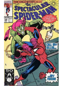 Comics 1991-09 The Spectacular Spider-Man 180