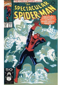 Комикс 1991-10 The Spectacular Spider-Man 181