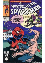 Комикс 1991-11 The Spectacular Spider-Man 182
