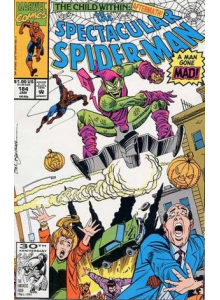 Комикс 1992-01 The Spectacular Spider-Man 184