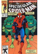 Комикс 1992-02 The Spectacular Spider-Man 185