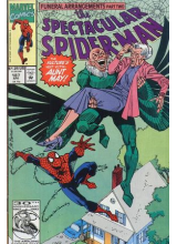 Комикс 1992-04 The Spectacular Spider-Man 187