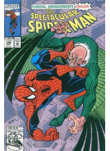 Комикс 1992-05 The Spectacular Spider-Man 188