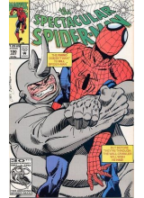 Комикс 1992-07 The Spectacular Spider-Man 190