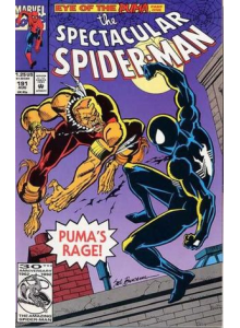 Comics 1992-08 The Spectacular Spider-Man 191