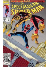 Комикс 1992-10 The Spectacular Spider-Man 193