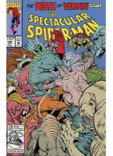 Комикс 1992-12 The Spectacular Spider-Man 195