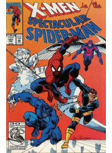 Comics 1993-02 The Spectacular Spider-Man 197