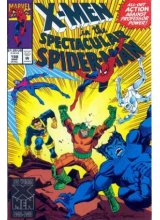 Комикс 1993-03 The Spectacular Spider-Man 198