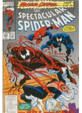 Комикс 1993-06 The Spectacular Spider-Man 201