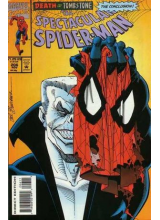 Комикс 1993-11 The Spectacular Spider-Man 206