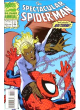 Комикс 1993 The Spectacular Spider-Man Annual 13