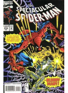 Comics 1994-07 The Spectacular Spider-Man 214