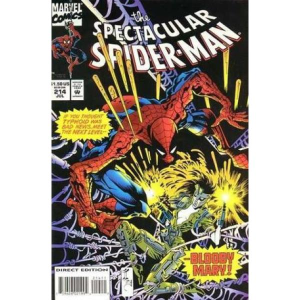 Comics 1994-07 The Spectacular Spider-Man 214 1