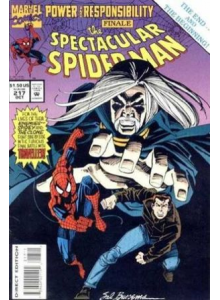 Comics 1994-10 The Spectacular Spider-Man 217