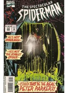Comics 1995-03 The Spectacular Spider-Man 222