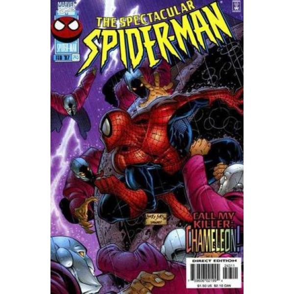 Comics 1997-02 The Spectacular Spider-Man 243 1